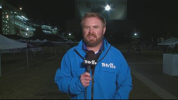 Mitch Lilly previews Hogs vs. Dogs from Starkville