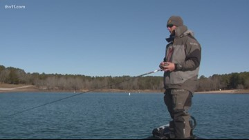 Arkansas angler talks professional fishing