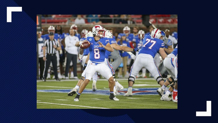 Former SMU quarterback Ben Hicks commits to Arkansas