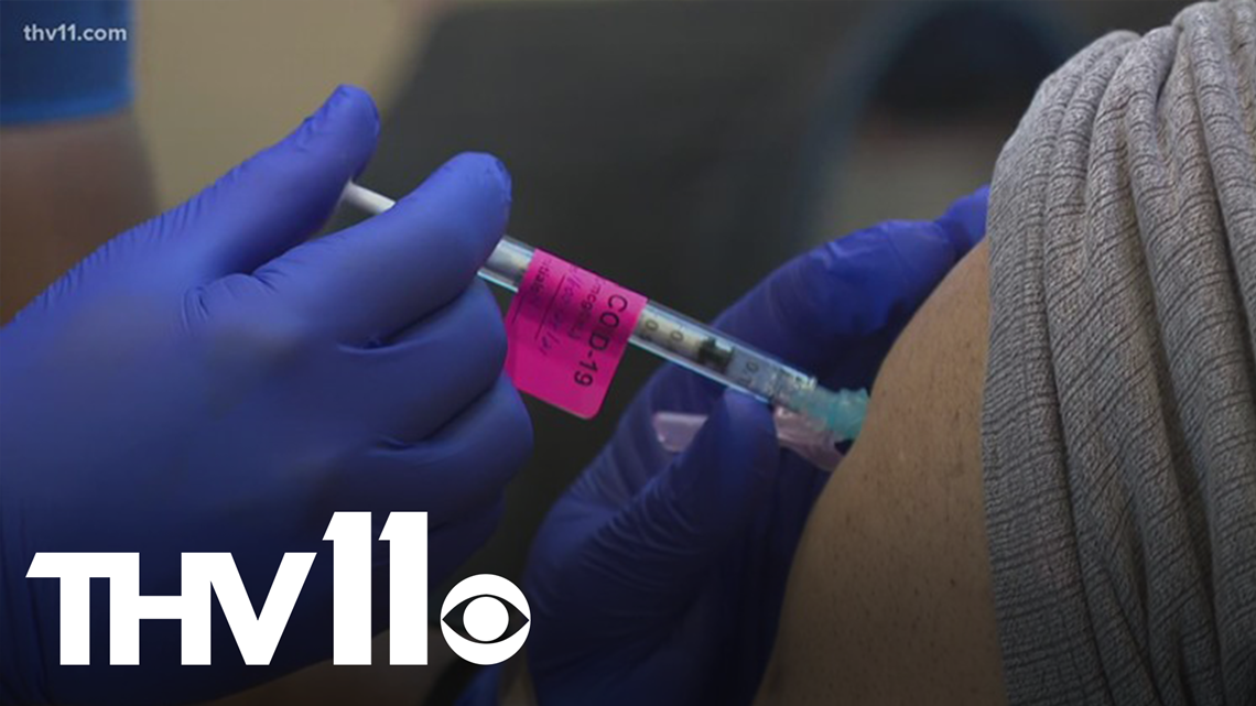 New UAMS clinic hopes to give COVID-19 vaccinations to 500 people daily