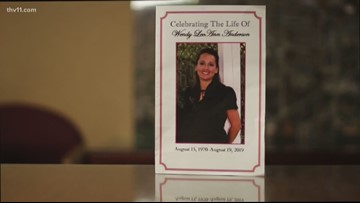 Many gather in Jonesboro to honor the life of Wendy Anderson