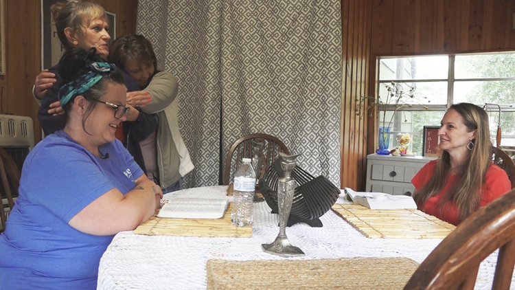 Benton woman opens her own home to recovering drug addicts
