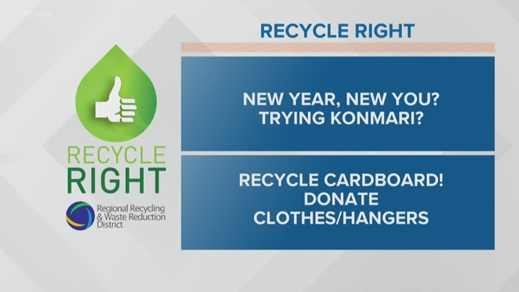 Recycle Right Week 44, Tip 1