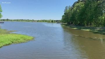 Discover Arkansas | Lake Willastein