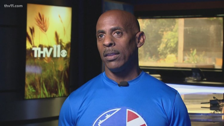 Man on cross-country mission to erase race
