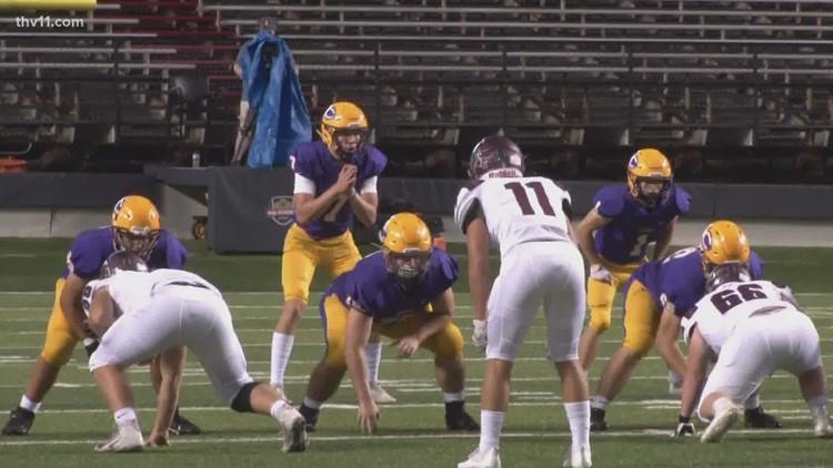 Final scores for Week Three of Arkansas high school football
