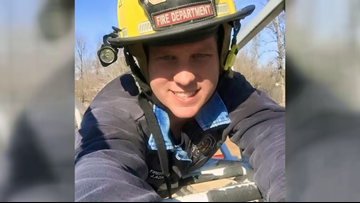 Mother of fallen Arkansas firefighter asks public to honor those who gave their lives