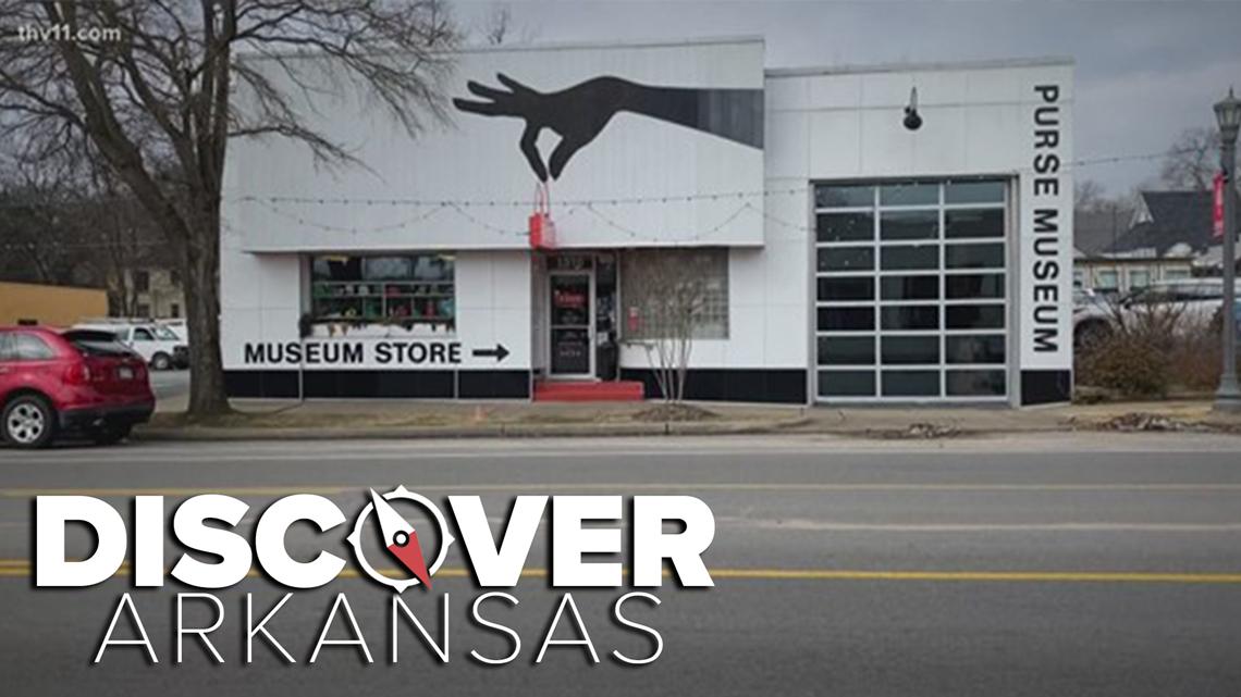 ESSE Purse Museum   Discover Arkansas