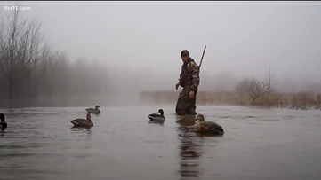 Nonprofit helps soldiers across the country experience Arkansas duck hunting