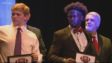 Farm Bureau Insurance Awards honor top Arkansas high school football players and coaches