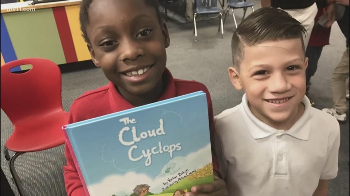 Little Rock school experiences 'Walk-in and Read'