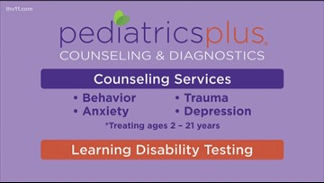 Counseling options for children and young adults