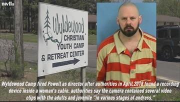 Ex-camp Wyldewood director convicted of video voyeurism, sentenced