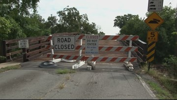 Big plans for the shut down NLR bridge