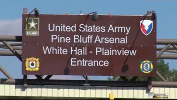 U.S. Army Pine Bluff Arsenal officials warn residents of munition disposal on Dec. 6