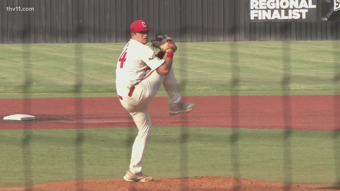 Cabot tops Russellville to force winner-take-all final in American Legion State Tournament