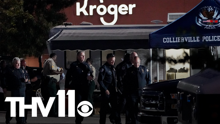 2 dead, at least 12 injured in mass shooting at Tennessee Kroger