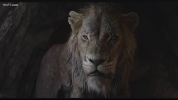 Friday Film Review: The Lion King