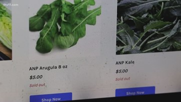Local farmers create website to help sell fresh produce during the pandemic