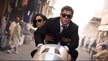 Here comes the new Men in Black and it's kinda bland