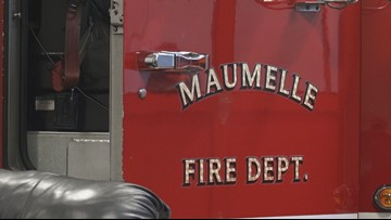 Maumelle fire crews forced to camp out after mold found in living quarters