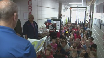 Every kid becomes a character at Drew Central Elementary