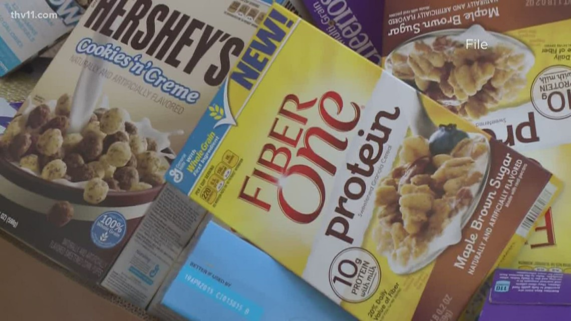 Text 'Cereal' to (501)-376-1111 for more info