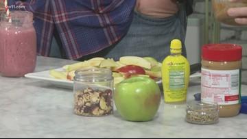 Heart-healthy snacks for kids this Spring Break
