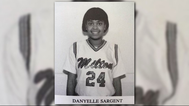 Danyelle basketball