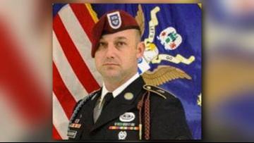 Arkansas paratrooper killed in Fort Bragg car crash