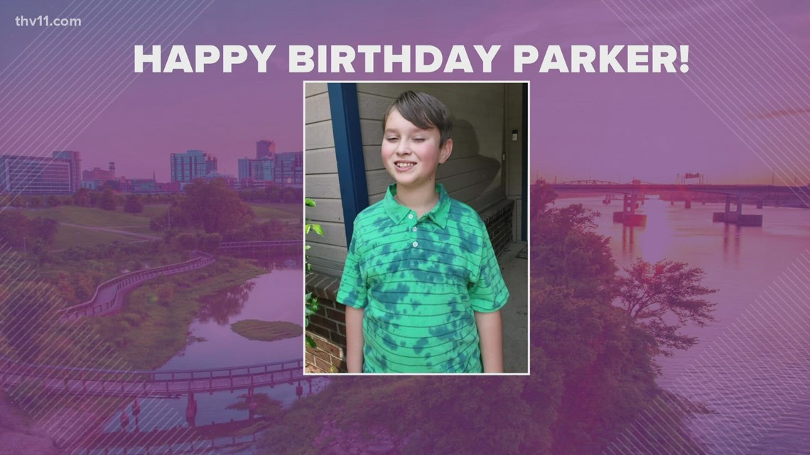 Special shoutout for 9-year-old hurricane evacuee as he spends birthday in Arkansas