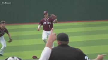 Benton baseball advances to 5A title game