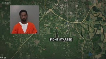 Pine Bluff standoff and kidnapping