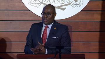 Little Rock mayor extends city curfew, enforcing it with citations