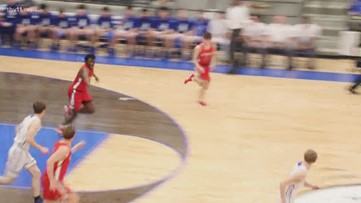 Cabot edges Rogers, 42-41