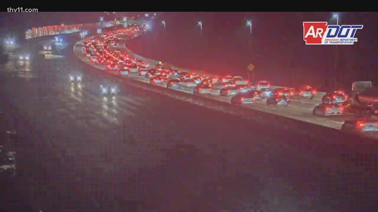 Traffic now cleared after accident causes major delays on I-630 EB