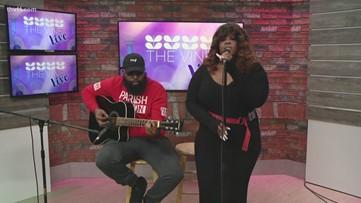 Local artist Dee Dee Jones talks upcoming shows, performs