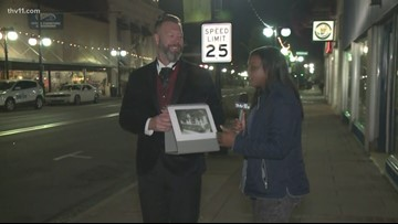 Tour of Argenta shows off haunted sites