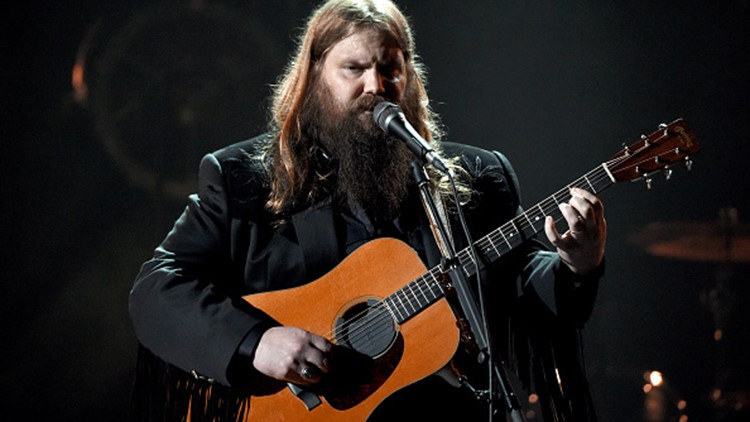 Chris Stapleton coming to North Little Rock as part of 'All-American Road Show'