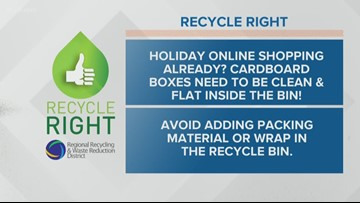 Recycle Right: Week 37, Tip 1