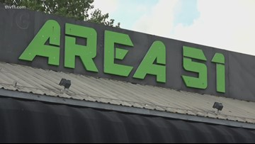 Area 51 bar in Sherwood gets in on viral Facebook event