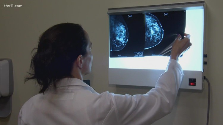 Arkansas doctors: 'Breast cancer exists even in COVID'