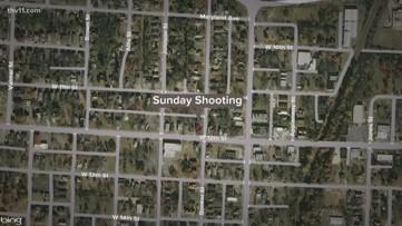 3 children, 1 adult shot Sunday evening