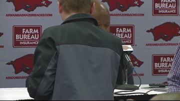Mike Anderson talks win over UTSA