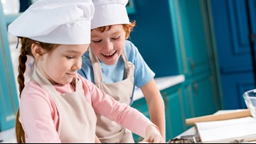 Recipe for kid-friendly crepes   Cooking in Bloom