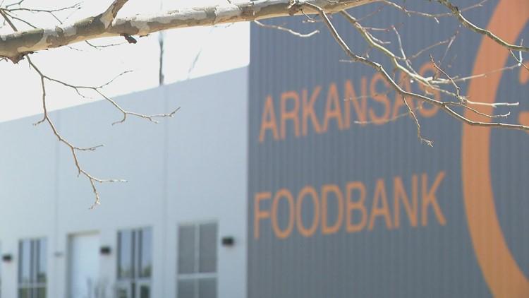 Arkansas Foodbank looking for more volunteers