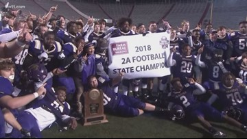 Junction City uses 2nd half comeback to win 2A title over Hazen