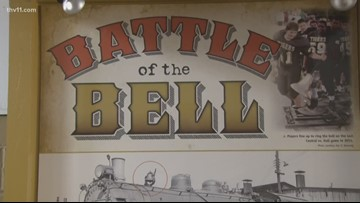 Battle of the Bell: Central vs. Hall
