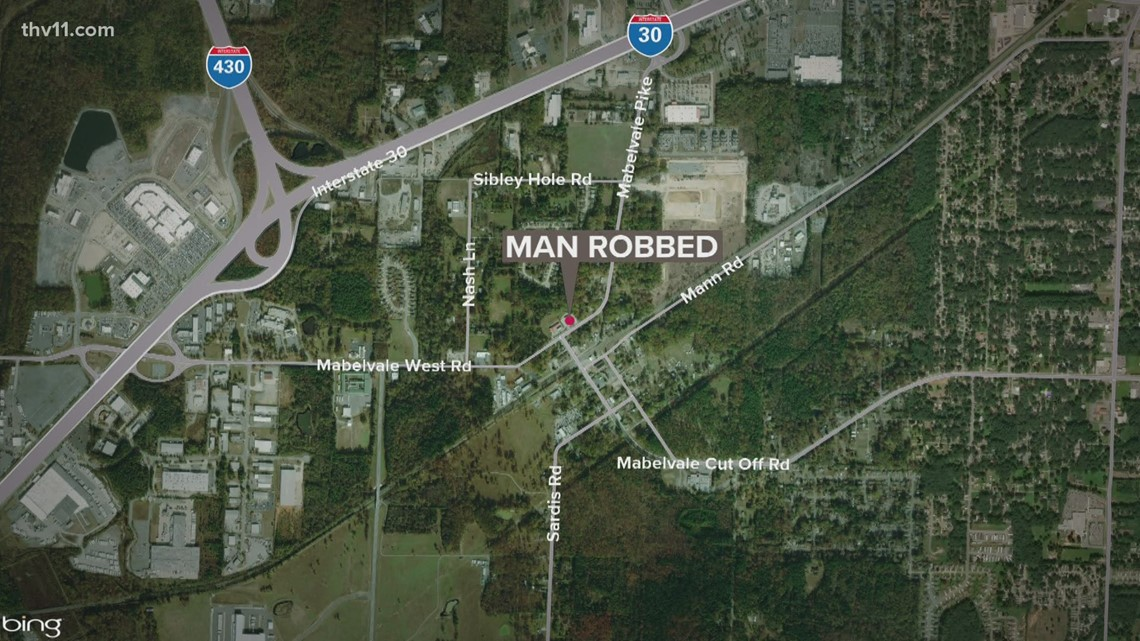 Little Rock man reportedly robbed by tow truck driver after getting stuck in snow
