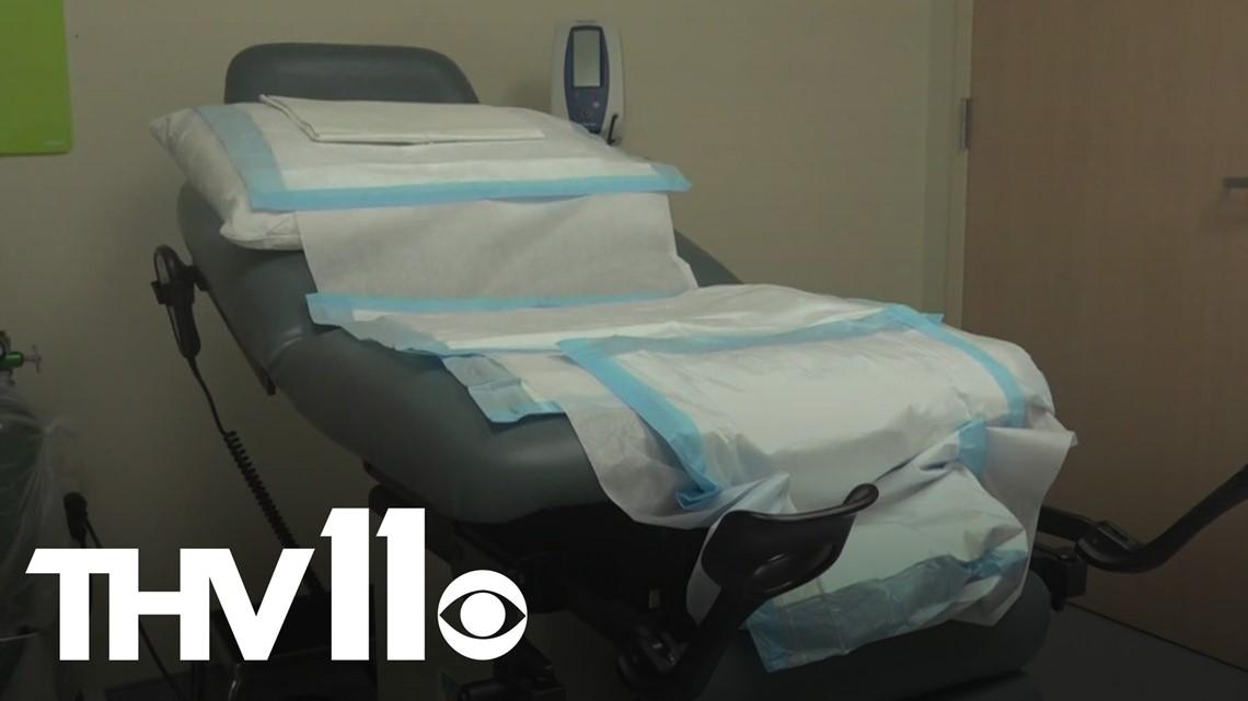 Arkansas Senate passes proposed ban on abortion